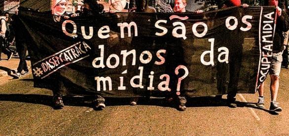 Grande mídia é cobrada por não divulgar informação sobre manifestações contrárias a Temer