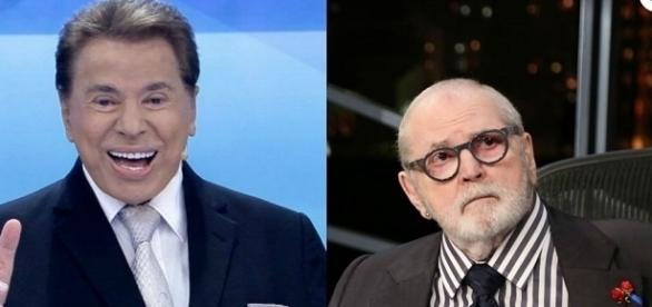 Jô tenta entrevista com Silvio Santos para encerrar carreira na TV