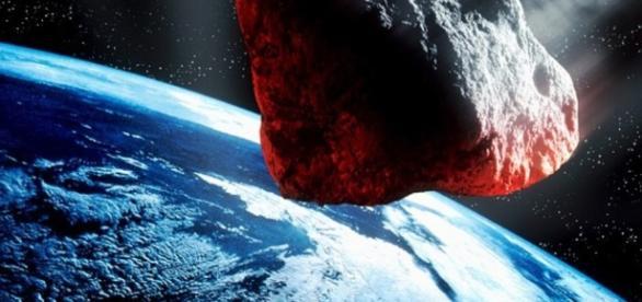 Asteroide traz grande risco à vida na Terra