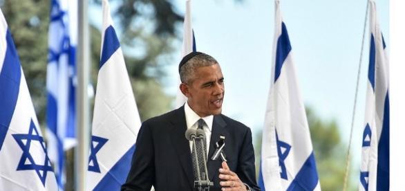 Barack Obama exhorta a Israel a retomar el camino de la paz en ... - diariocorreo.pe