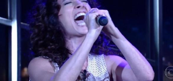 Claudia Ohana - Foto/Reprodução: Rede Globo