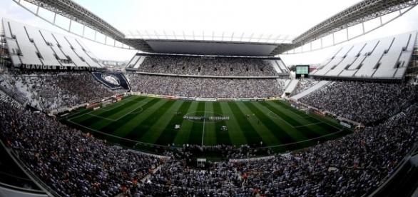 Corinthians esteve bem próximo de anunciar naming rights