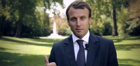 Emmanuel Macron - en campagne ? - CC BY