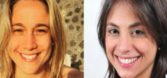 Fernanda Gentil assume relação lésbica