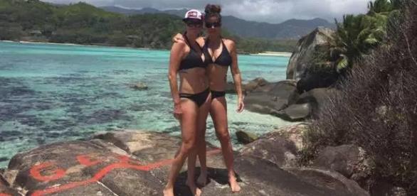 Irmãs estavam de férias e foram encontradas mortas - Foto: Reprodução Facebook