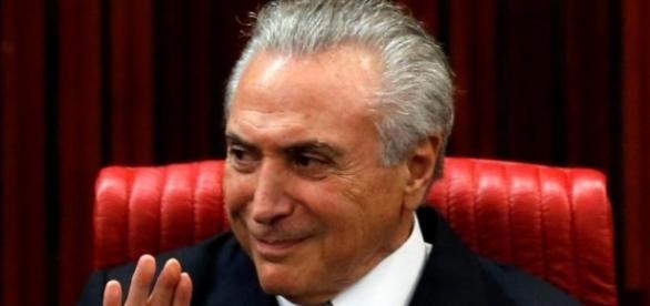 Michel Temer presidente do Brasil