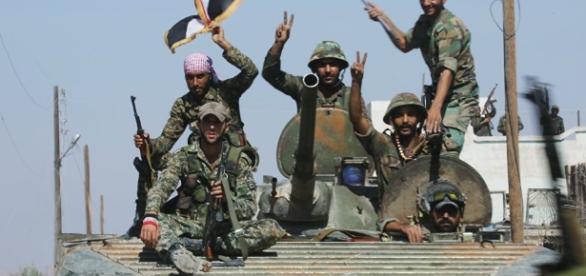 Syrie : l'armée brise le siège d'Alep et rentre au cœur de la ... - arretsurinfo.ch