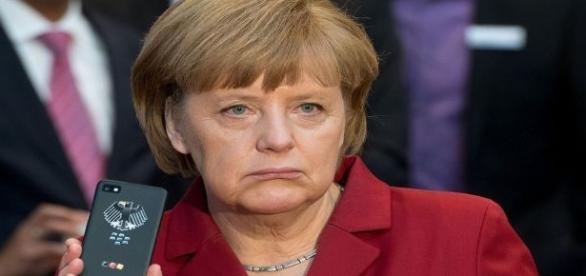 Angela Merkel la cancelliera tedesca