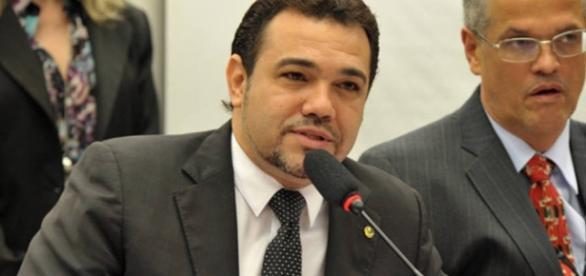 #Foto do Deputado Marco Feliciano