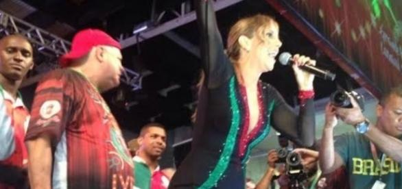 Ivete Sangalo é tema da Grande Rio em 2017