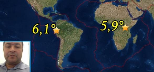 La magnitud del terremoto en Tanzania fue recalculada por el USGS en 5,9°