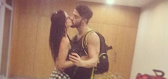 Mara e Fábio conheceram-se num reality show da TVI