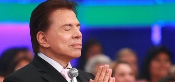 Silvio Santos foi à consulta de vidente