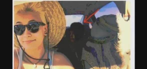 Suposta imagem de MJ aparece em foto