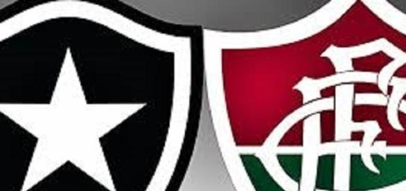 Fluminense x Botafogo nesta quarta