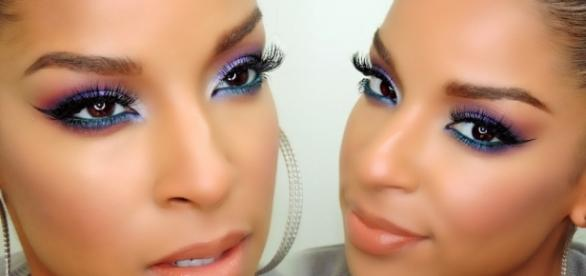 Get The Look: Purple Smokey eye | Beauty by Lee - beautybylee.com