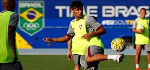 Gustavo Scarpa, um dos destaques do Fluminense em 2016 (Foto: Arquivo)