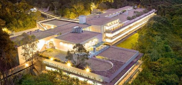 Nuevo centro espiritual de Scientology para Asia, Nueva Zelanda y Australia.