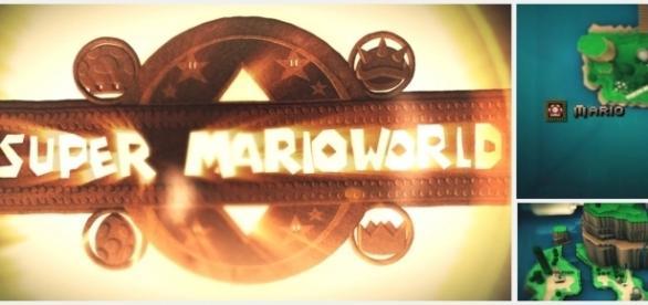 Abertura de Super Mario inspirada em GOT
