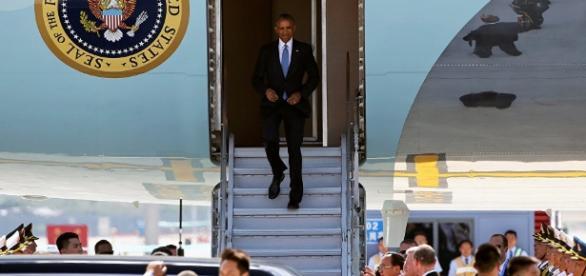 Barack Obama Receives Chilly Welcome for G20 in China - sputniknews.com