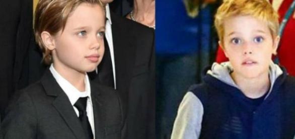 Filha de atores famosos diz que é menino