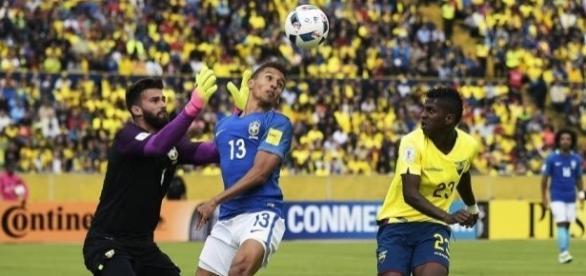 Na rodada passada, o Brasil venceu o Equador por 3 a 0, quebrando um tabu de mais de 30 anos sem ganhar em Quito