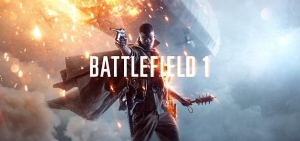 Portada oficial de Battlefield 1