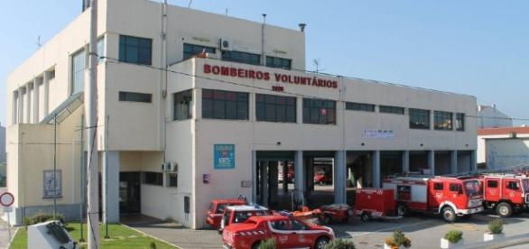 Quartel dos Bombeiros de Vagos.