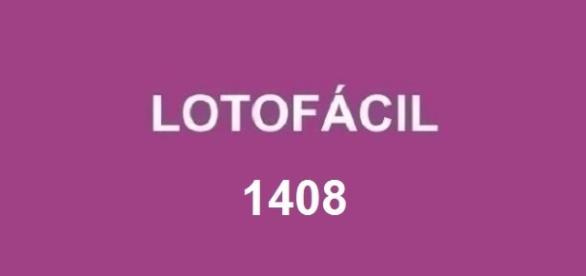 Sorteio Especial da Independência - Lotofácil 1408