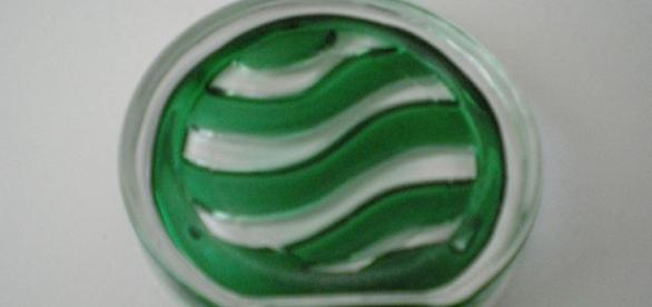 A common gel fragrance air freshener. / Photo via creative commons, Wikipedia