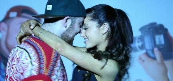 Ariana Grande feat. Mac Miller - Into You (Remix)
