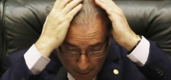 Eduardo Cunha deu uma 'fugidinha'