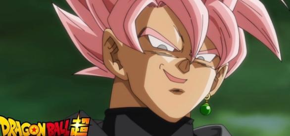 Imagen de Black riendo en el episodio 57 de la serie