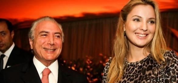Marcela Temer tem uma rotina de luxo