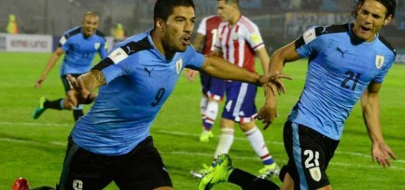 Uruguay golea a Paraguay y lidera... - Deportes | EL UNIVERSAL - eluniversal.com