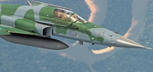 Aviões de guerra do Brasil foram destinados a países como Índia e Arábia Saudita, durante gestões petistas