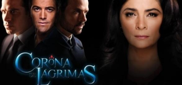 Corona de Lágrimas é a nova novela do SBT