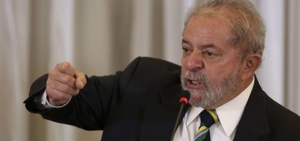 Ex-presidente Lula, investigado nas Operação Lava Jato