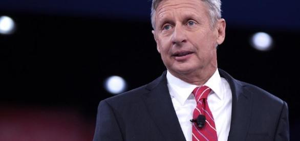 Gary Johnson Town Hall: Libertarian Ticket in CNN's Spotlight ... - nationalreview.com