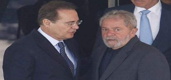 Lula requer a presença de mais 12 aliados além de Renan Calheiros, em sua defesa.