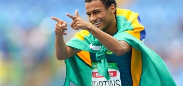 Brasil ganha medalhas no atletismo, judô e natação no terceiro dia (crédito: Google)
