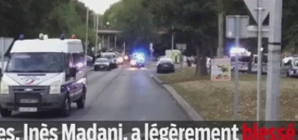 Inès M. est Inès Madani, dont le père, propriétaire de la voiture piégée, faisait du prosélytisme islamiste