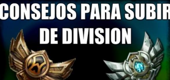 Las divisiones mas dificil hell elo