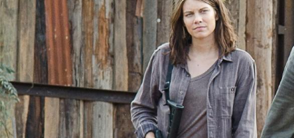 Maggie Greene na 6ª temporada de Walking Dead