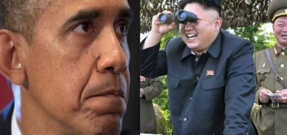 Obama e presidente da Coreia do Norte