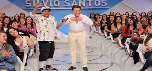Público foi à loucura com atitude de Silvio.