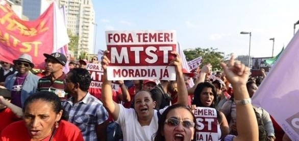 São Paulo viveu mais um dia de protestos
