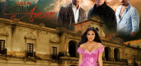 Trama é estrelada por Ana Brenda e Jorge Salinas