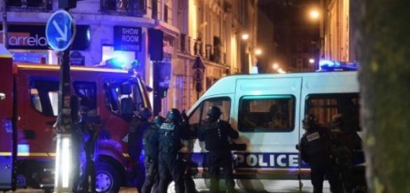 Trei femei teroriste au fost arestate în Franța
