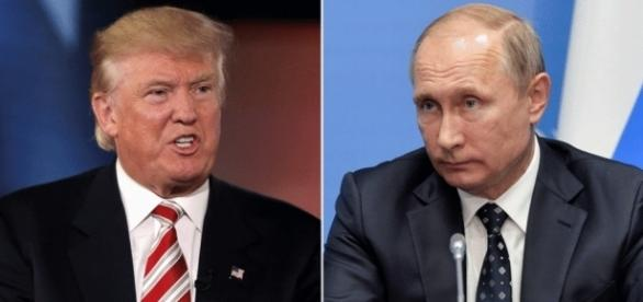 Trump says Putin 'a leader far more than our president' - BBC News - bbc.com